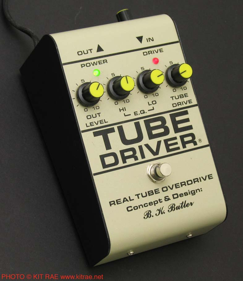 b k butler tube drivershown above (left to right) the 1985 bk butler tube driver, the revised 1986 87 bk butler tube driver, the unauthorized 1988 knockoff made by chandler
