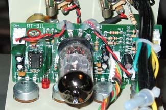 b k butler tube drivershown above a 2007 bkb tube driver circuit with bias knob option, which was a reissue of the 911 tube works tube driver, not the 1980\u0027s tube driver