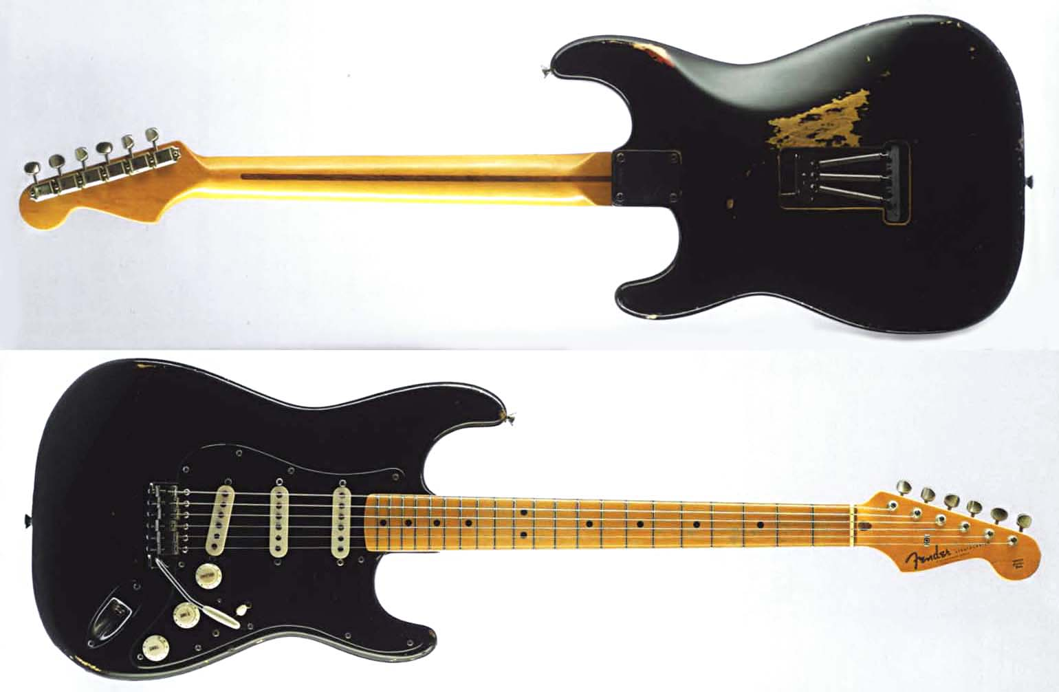 Black Strat Project Fender Wiring Diagrams