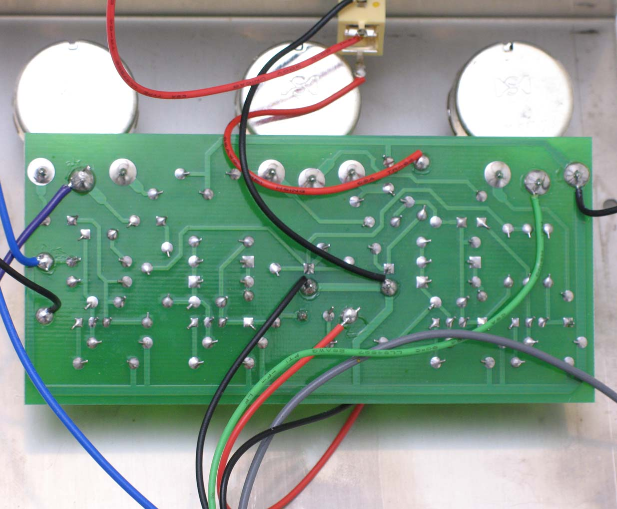 The Big Muff History Of All Versions 3 Switch True Bypass Wiring Diagram Rocker