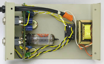 shown above - a 1994 tube works model 911 tube driver