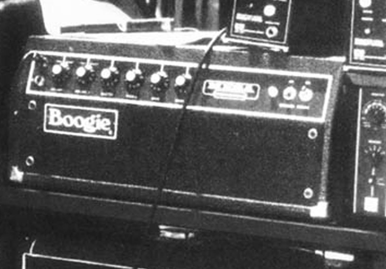 David Gilmour Tone Building