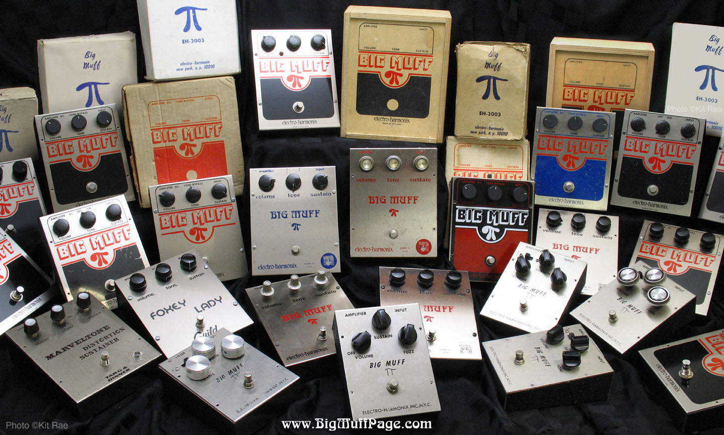 The Big Muff Pi Home Page Electro Harmonix Effect Is Dedicated To One Of Most Popular And Cherished Stomp Boxes In History Rock Roll My Favorite Distortion Fuzz Box
