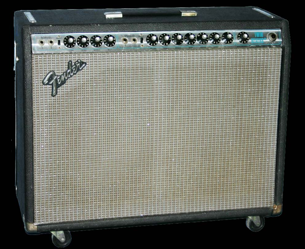 David Gilmour Tone Building 1967 Fender Stratocaster Wiring Harness Silverface Twin Reverb Amp And Dual Showman The Was Basically Head Version Of For Use With External