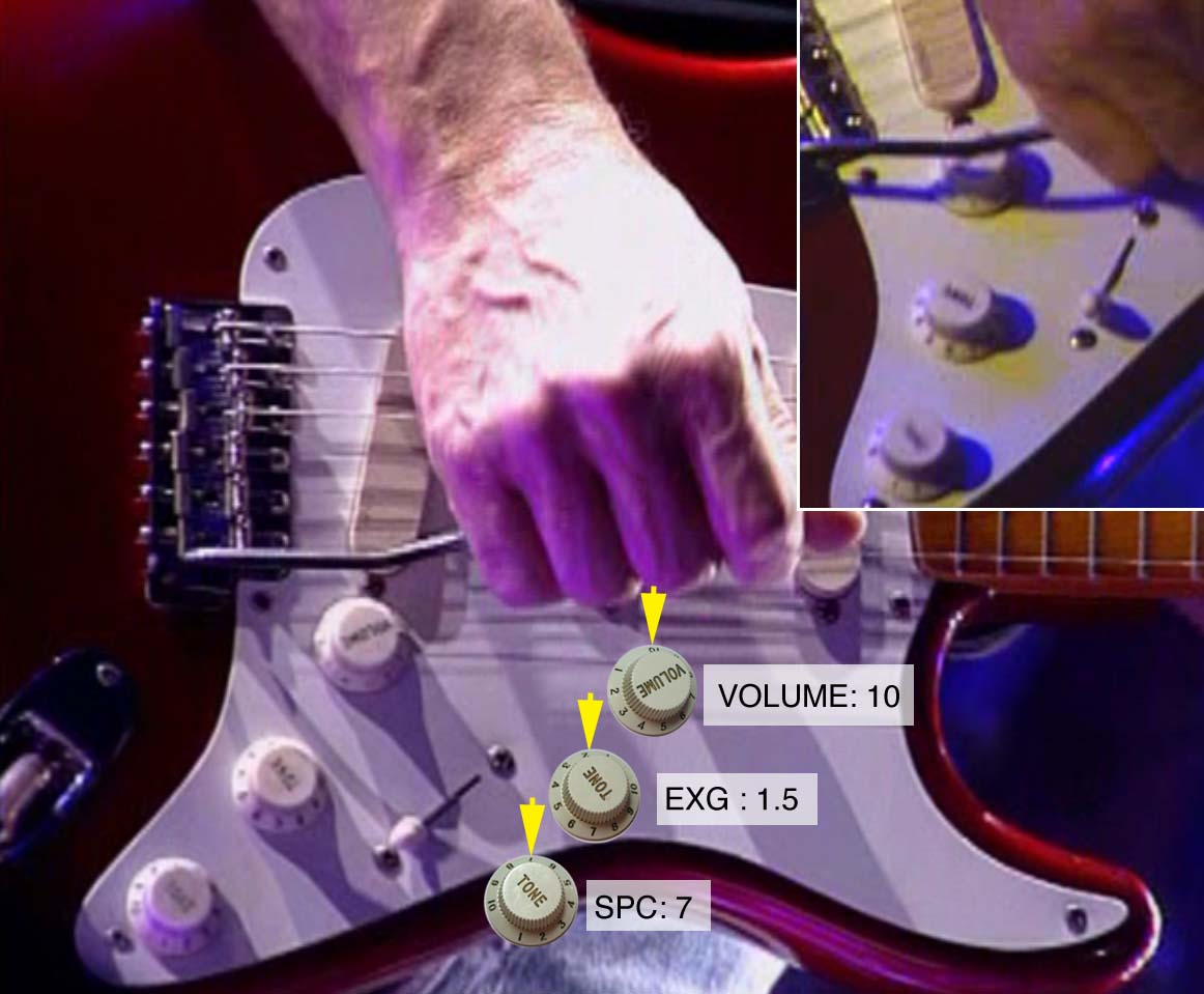 David Gilmour Strat Wiring Diagram Trusted Schematics Humbucker Emg Vs Vintage Pickups Blackie